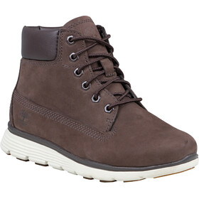 "Timberland Killington Boots 6"" Kids, dark brown nubuck"